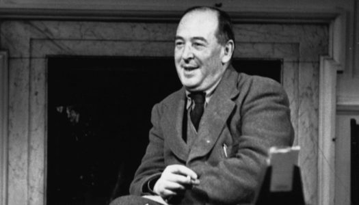 """The Trouble With """"X"""" by C.S. Lewis"""